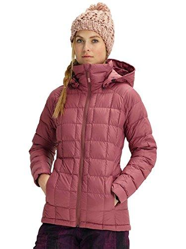 Burton Women's [Ak] Gore-TEX Baker Down Jacket (Rose Brown, Small)
