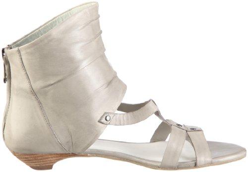 Comma Josy 204211 Damen Sandalen/Fashion-Sandalen Grau/elefante