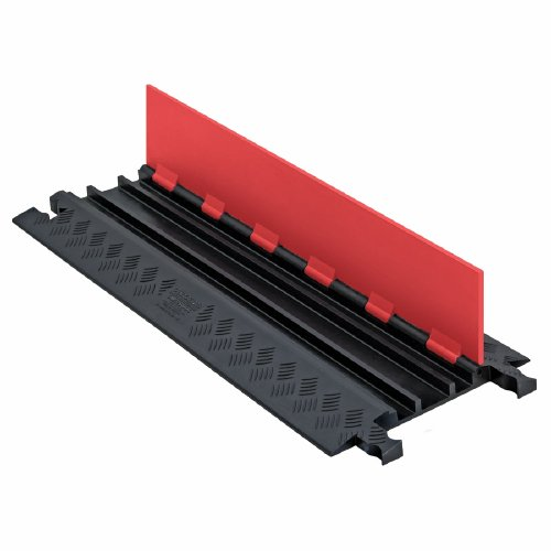 guard-dog-gd3x75-st-o-b-polyurethane-heavy-duty-3-channel-low-profile-cable-protector-with-standard-