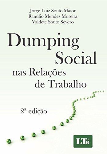 Dumping Social nas Relações de Trabalho (Portuguese Edition)