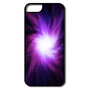 IPhone 5/5S Cases, Space Light White/black Cases For IPhone 5 5S