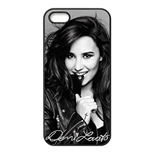 Customzie Your Own Singer Demi Lovato Back Case for iphone 5 5S JN5S-2310