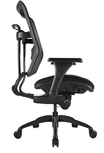 Workpro 7000 Series Big Amp Tall High Back Chair Black