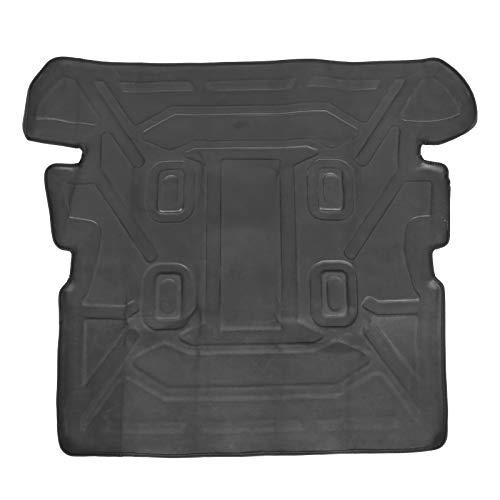 aqxreight – Kofferbak Pad, PVC Kofferbak Vloermat Auto Beschermende Voering Modificatie Zwart Past voor Land Cruiser…