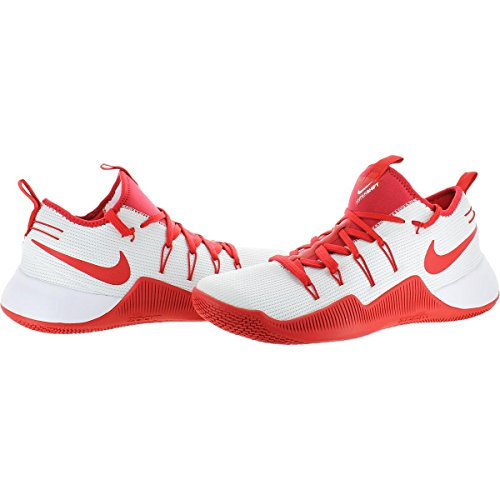 University Promo Hypershift up Shoes NIKE White Mesh TB Red Lace Men's Basketball 4qxg6zR