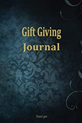 Gift Giving Journal