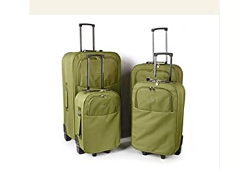 Explorer Super-Lightweight Suitcase Luggage, World Lightest ...