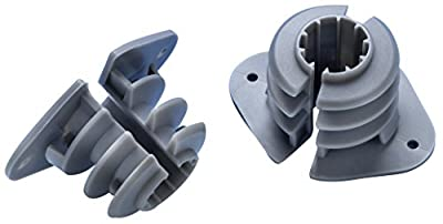 Insulating Pipe Clamp (6 in polybag)