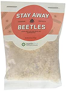 EARTH KIND Stay Away Beetle Repellent, 0.02 Pound
