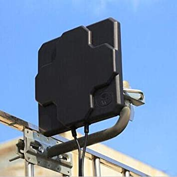 18dBi 4G LTE Antenna Outdoor Panel Dual MIMO N Female Signal Strength Booster UE