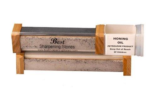 knife sharpener stone 8 inch - 9