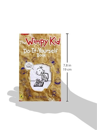 Diary of a wimpy kid do it yourself book amazon jeff kinney diary of a wimpy kid do it yourself book amazon jeff kinney 9780141339665 books solutioingenieria Images