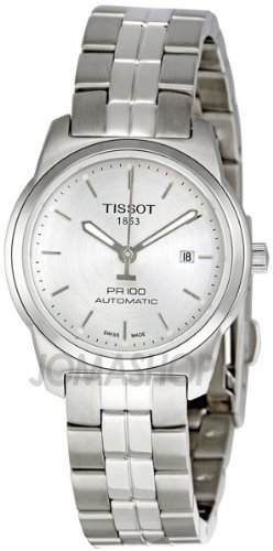 Tissot T-Classic PR 100 Automatic Ladies Watch T0493071103100