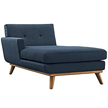 Engage Left-Arm Chaise in Azure