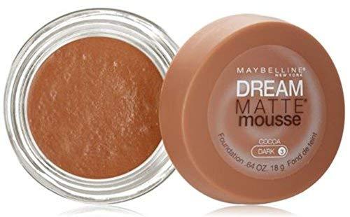 Maybelline Dream Matte Mousse Foundation - Cocoa