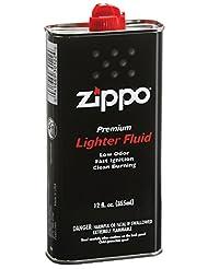 zippo Lighter Fluid, 12 oz.