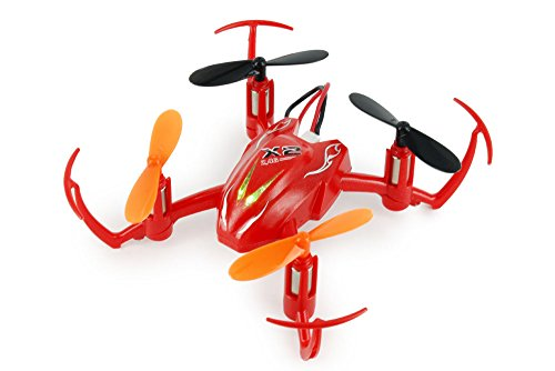 Syma X2 6-Axis Gyro 4CH RC Quadcopter - Red