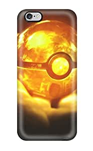 New Arrival Pokeball For Iphone 6 Plus Case Cover