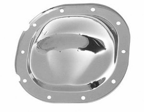Racing Power R9465 Chrome Ford 8.8in Ring Gear Differential Cover - 10 Bolt (Differential Cover Ford 8.8)