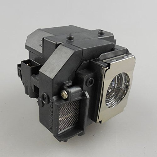 Maxii ELPLP58/V13H010L58 replacement projector lamp with housing Fit for EPSON EX3200 EX5200 EX7200 PowerLite 1220 1260 S9 X 9 S10+ VS200 EB-S10 EB-S9 EB-S92 EB-W10 EB-W9 EB-X10 EB-X9 EB-X92