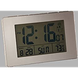 Sonnet Atomic 1.75 Display LCD Desk/Wall Alarm Clock