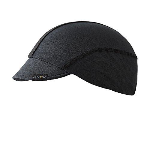1604b29611719b Snēk Cycling Lighweight Merino Cycling Cap - Charcoal S/M