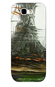 Galaxy Note 2 Hard Case With Awesome Look - KVYjCBB254ELnTM For Christmas Day's Gift