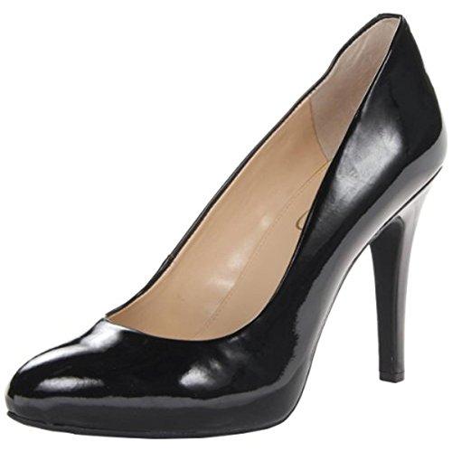 Jessica Simpson Women's Js-Malia, Black Patent, 7 M US