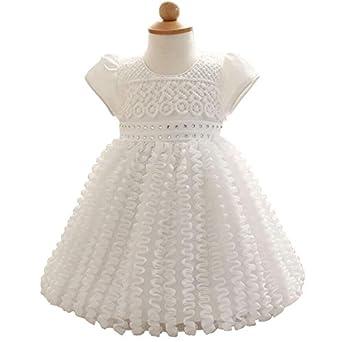 e812dbbfbd98 A P Boutique Baby Girl s Polyester Dress (GAP001