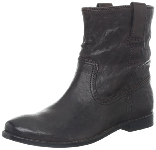 official for sale Frye Women's Anna Shortie Boot Dark Brown-71055 outlet wiki genuine sale online cheap 2015 new free shipping low price Zn6AIG