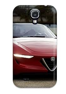 For Galaxy S4 Tpu Phone Case Cover(alfa Romeo Spider 18)