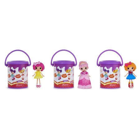 Lalaloopsy Mini Surprise Mystery Paint Can- Series 2! (One Mystery Paint Can) ()