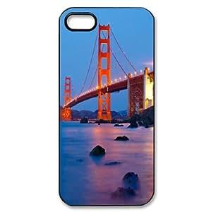 Golden Gate Bridge Design Case For Htc One M9 Cover hard back shell