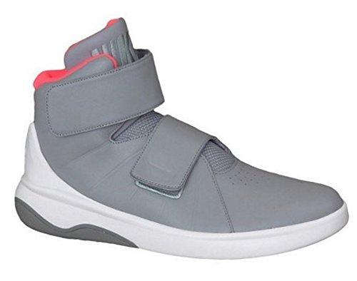 White Lava Gris Stealth Nike Stealth Basketballschuhe Hot Hot Jungen Lava Stealth White awYWBg6