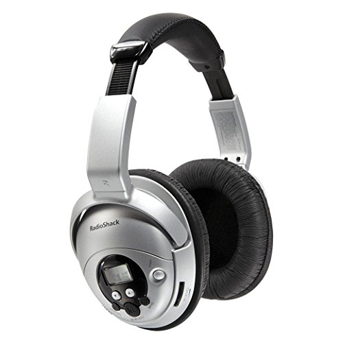 Head Stereo Headphones - RadioShack AM/FM Stereo Headset Radio
