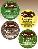 Celestial Seasonings Hot Tea Variety Pack K-Cup 44 Count Case For Sale