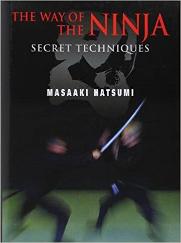 The way of the ninja secret techniques by masaaki hatsumi beebo the way of the ninja secret techniques by masaaki hatsumi fandeluxe Choice Image