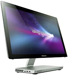 Lenovo IdeaCentre A720 27-Inch All-in-One Touchcreen Desktop (Brushed Aluminum)