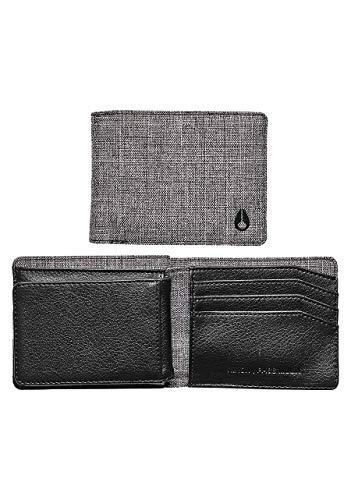 NIXON Pass Multi Wallet-Black Wash ()