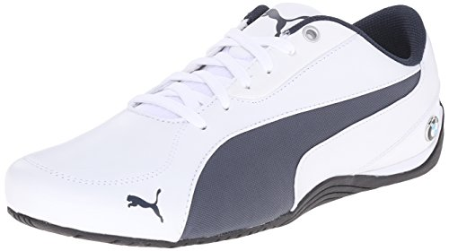 Puma Bmw Ms Drift Cat 5 Nm 2 Sneakers Fashion Bianche / Bmw Team Blu