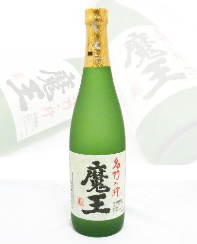 """名門の絆魔王"""" 芋焼酎 720ml 白玉醸造包装・熨斗可"""