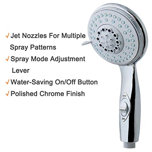 Buy what is the best handheld shower head