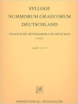 Karien NR. 1-714 (Sylloge Nummorum Graecorum)