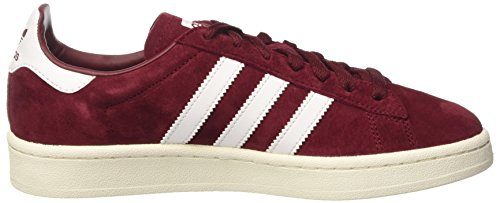 Adidas Originals Mænds Campus Sneakers Rød P57CIu5