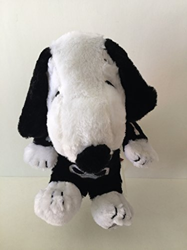 10 Inch Snoopy in a Skeleton Halloween Costume Musical Animated Plush - Plays