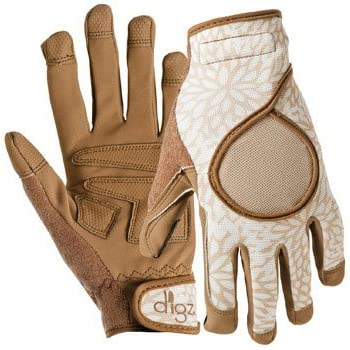 Digz signature garden gloves large home for Gardening gloves amazon