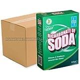 Case of 6 x Dri Pak Clean and Natural Bicarbonate of Soda 500g