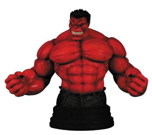 Gentle Giant Studios Red Hulk Mini Bust