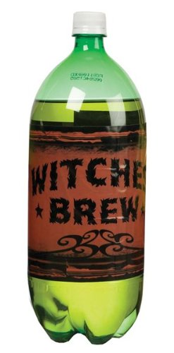 Halloween Soda Bottle Labels ()
