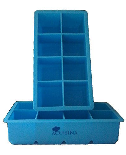 Extra Large Silicone Melting Cubes Acuisina